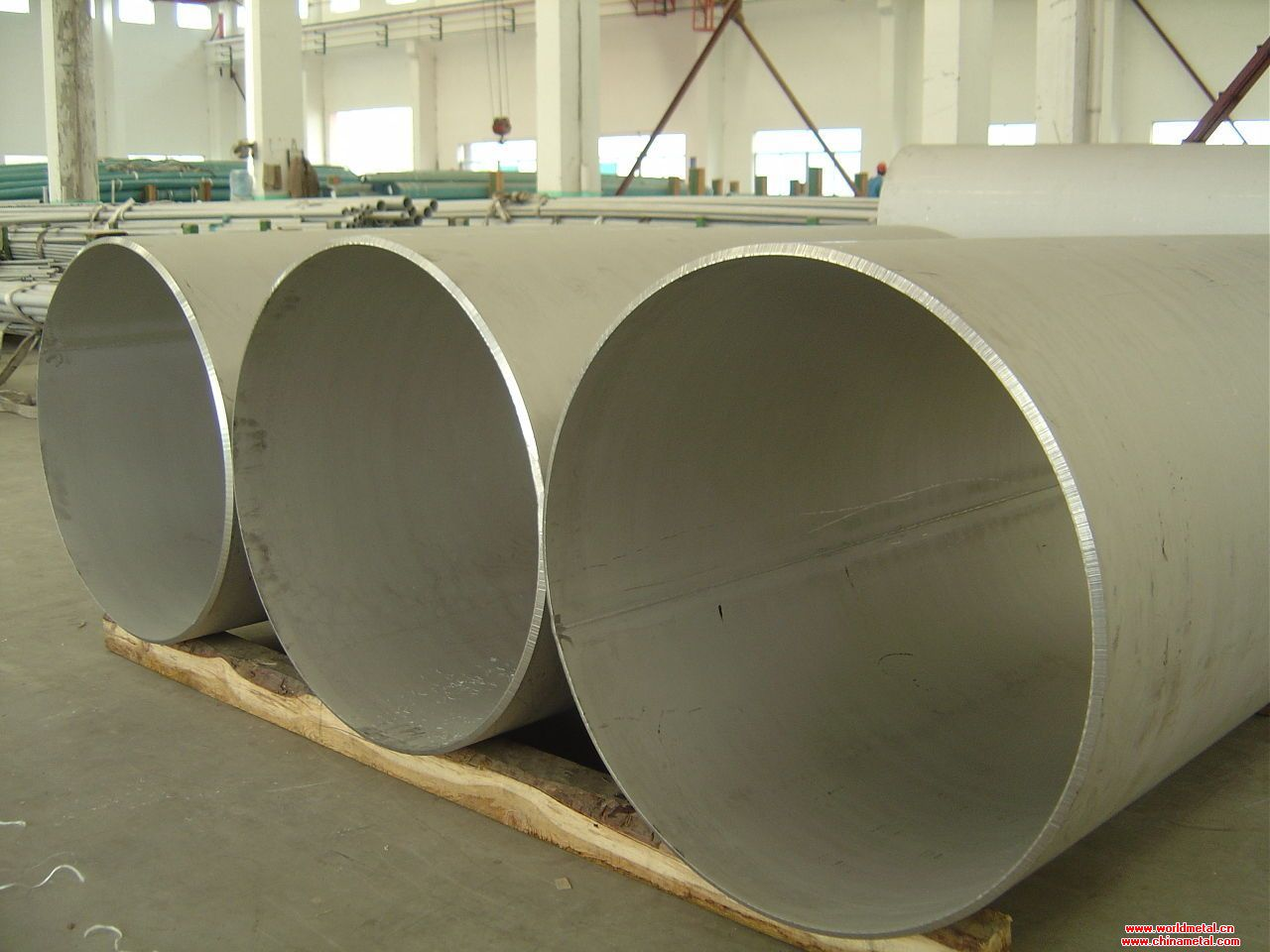 ERW/EFW welded Stainless Steel Pipes