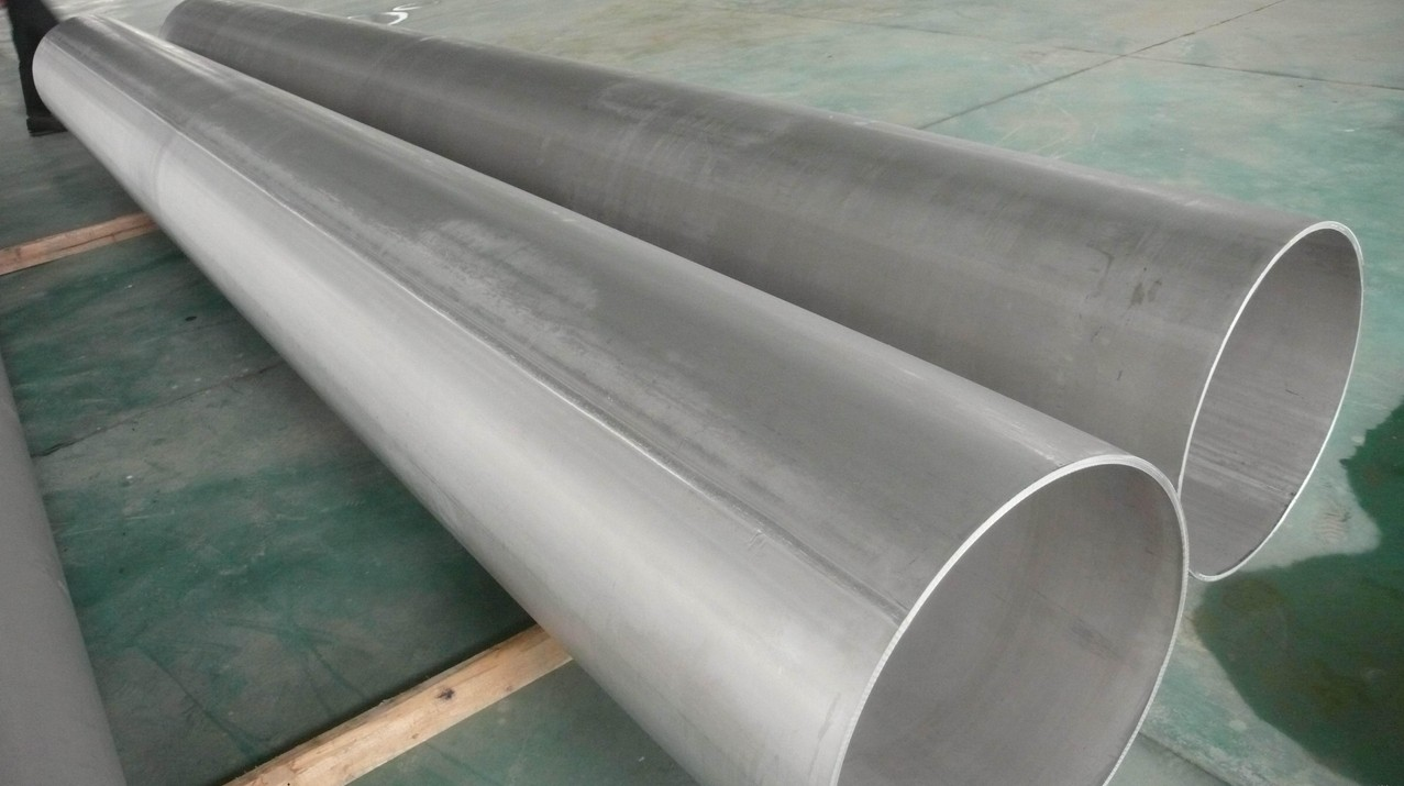 ASTM A312 Welded Stainless Steel Pipes