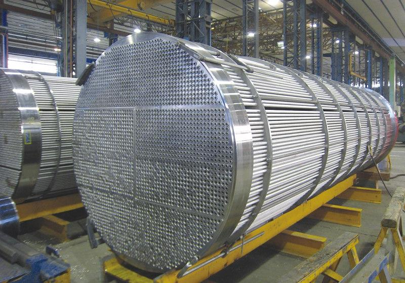 ASTM A213 seamless Stainless U tubes